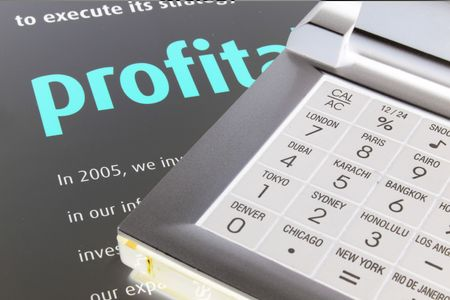 dow: Profit with calculator