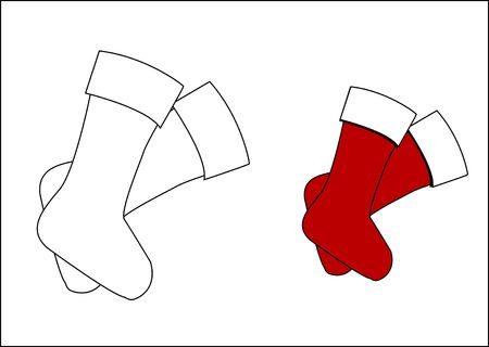 check out: Red boots waiting for the gifts  (check out my portfolio for similar images!)