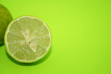 Fresh Lime Stock Photo - 492843