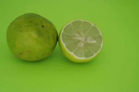 Fresh Lime Stock Photo - 492840