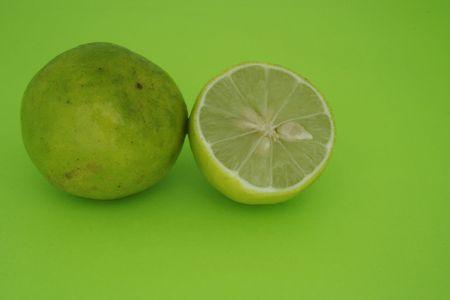 Fresh Lime Stock Photo - 492840