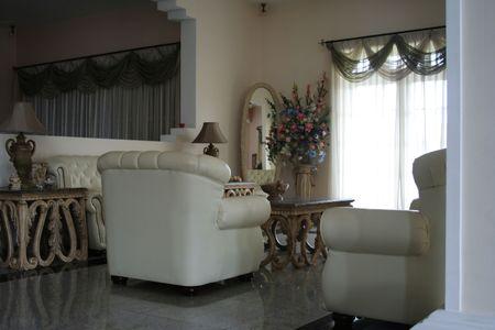 Interior - Living Room Stock Photo - 557548