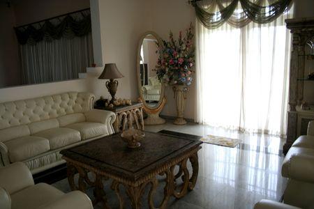 Interior - Living Room Stock Photo - 557571