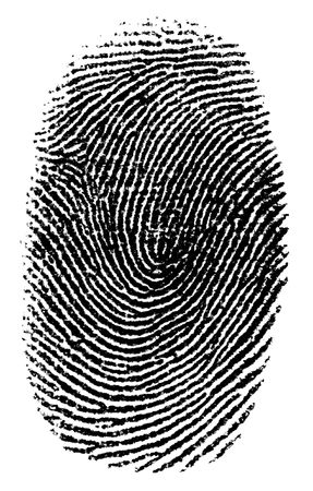 odcisk kciuka: Kciuka Drukuj  Zdjęcie Seryjne