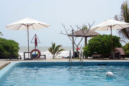 Summer resort photo