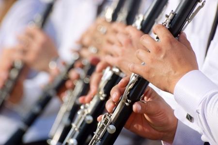 clarinete: Clarinete tema
