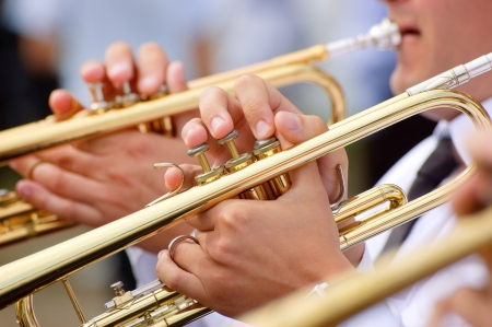 Trumpet theme
