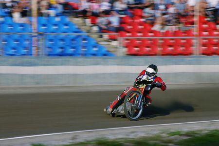 speedway: Speedway race