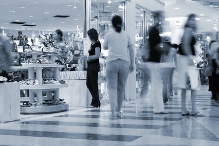 Shopping mall Stock Photo - 400493
