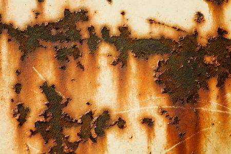 Photo of a rusty metal, grunge background Stock Photo - 1261380