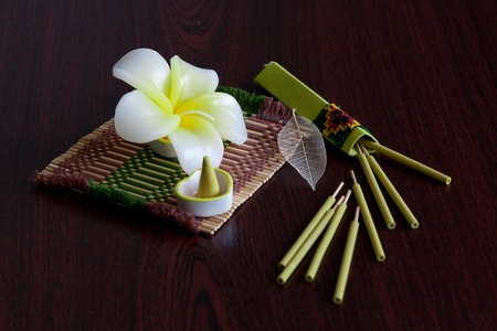 stilllife: Still-life with aroma sticks