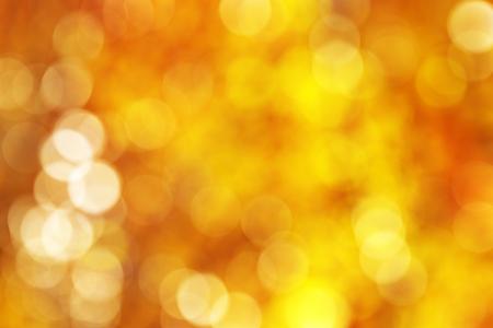 vibrant background: Abstact vibrant golden, yellow, orange circle bokeh background