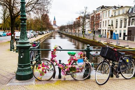Resultado de imagen de la Haya en bicicleta