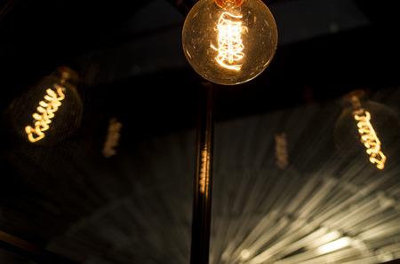 tungsten: tungsten lamp Stock Photo