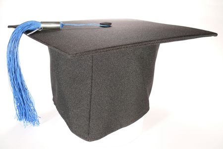 Graduate cap Stock Photo - 4123858