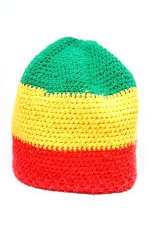 reggae: Rasta cap Banque d'images