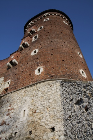 fortified: Fortified tower