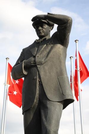 ataturk: Ataturk monument