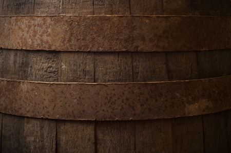 steel texture: beer barrel