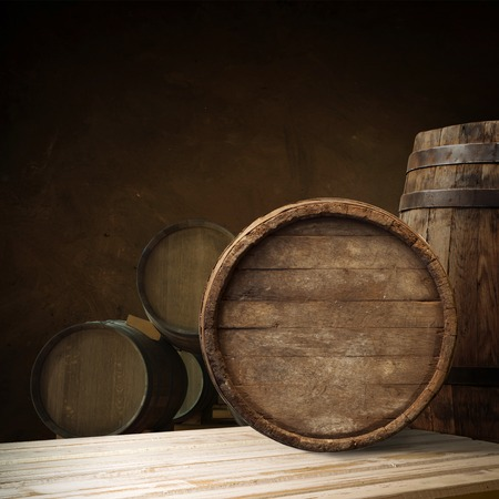 barrel, wall, whiskey, wooden, bar, oak, wood
