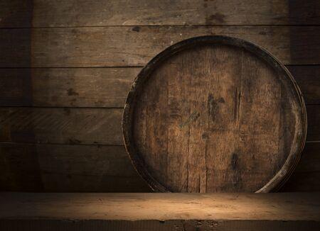 background of barrel shape, free, empty, space Reklamní fotografie