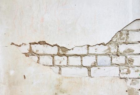Grunge fondo de muro de piedra con el ladrillo