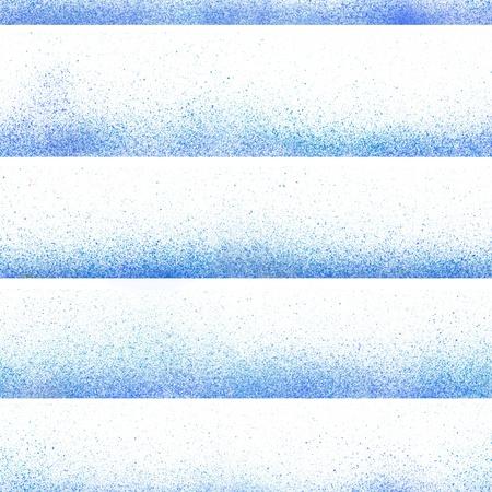 Fondo n�utico abstracto con rayas azules para el dise�o