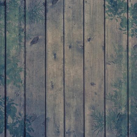 Indie Style tabl�n de madera cuadrada alta textura detallada Foto de archivo