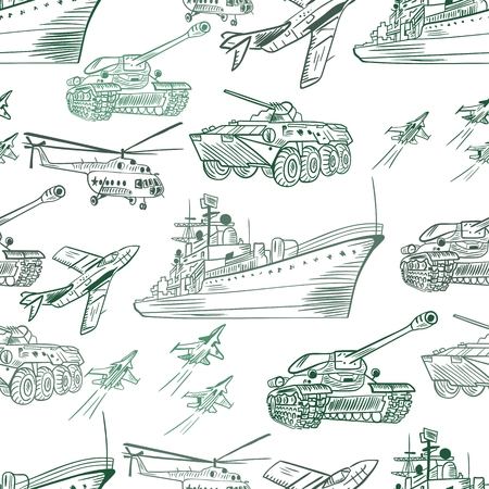 Military Transport Pattern