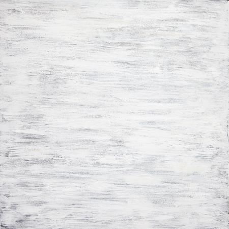 White Brushed Wood