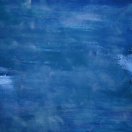 Indigo Blue Canvas Background