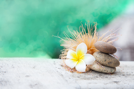 Turquoise Spa Background