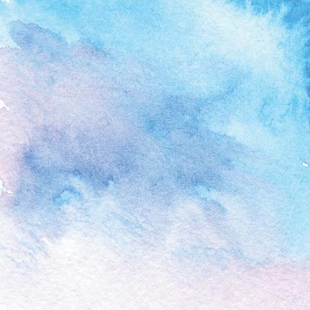 Lichtblauwe waterverfachtergrond