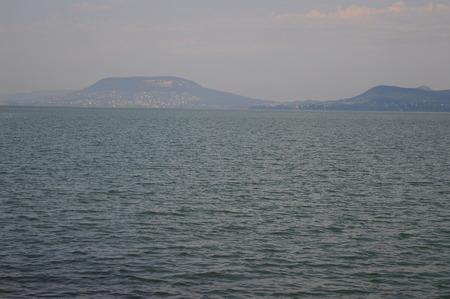 バラトン湖 (ハンガリー) 写真素材