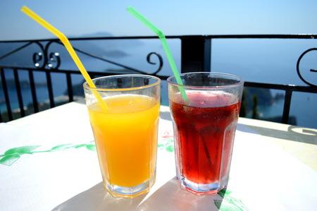 熱帯飲み物