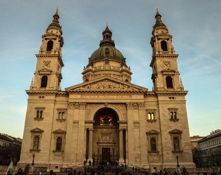 ブダペストの大聖堂