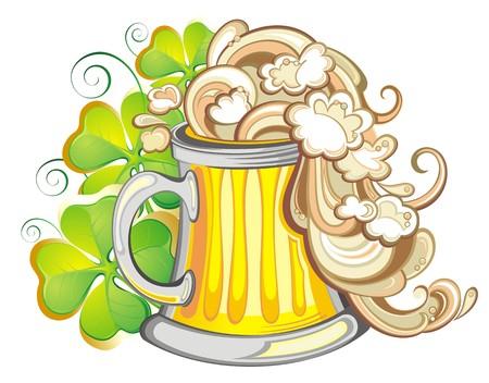 st patrick s day: St Patrick s Day illustrazione