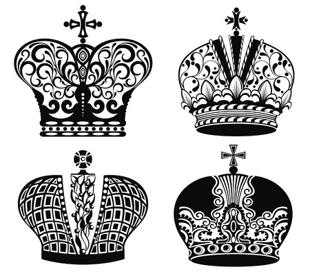 the aristocracy: Crown collection