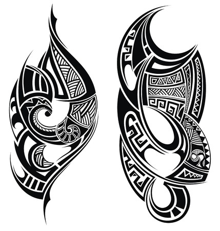 Tribal tattoo Stock Vector - 30311320