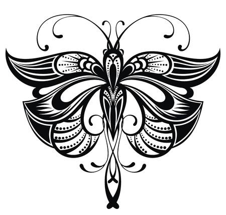 mariposa: Mariposa Vectores