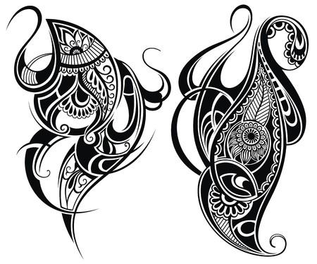 tattoo tribal: Tattoo design