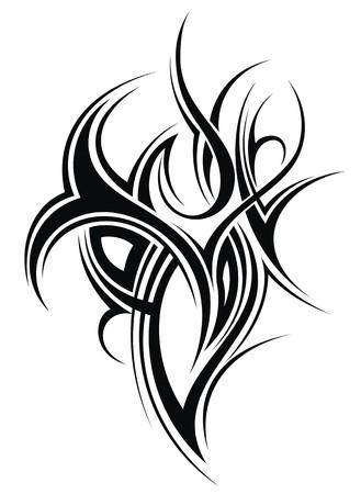 schulter: Tattoo-Design