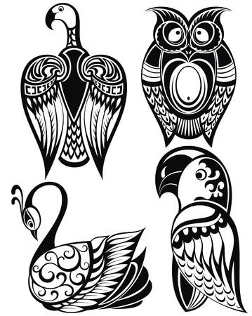 cisnes: Iconos Birds