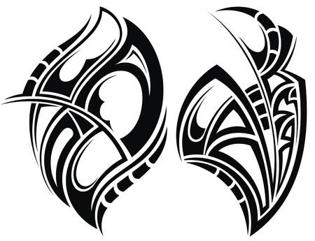 polynesian: Tattoo design