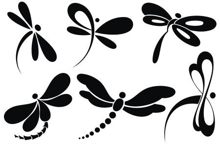 Schmetterling Zeichen Standard-Bild - 37842717
