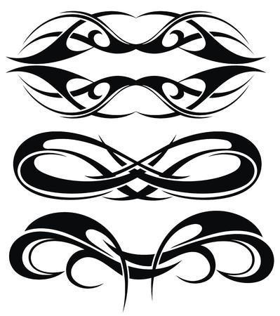 warrior tribal tattoo: Maori tribal tattoo