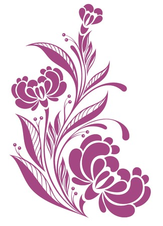 Flowers Vettoriali