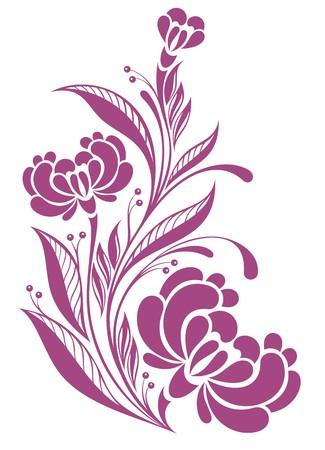 flowers: Flowers Illustration