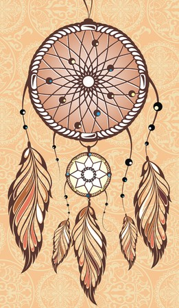 softly: Indian Dream catcher