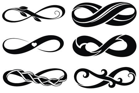 Infinity.Tattoo symbolen